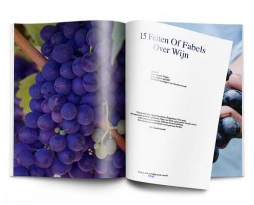 smaakvermaak feiten fabels over wijn
